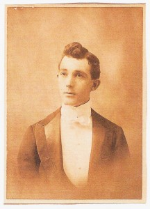 """William O'Donnell - composer of the""""Rose Waltz"""", and """"The Colored Regiment""""."""