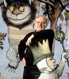 Maurice Sendak, 2002. (James Keyser, Time Life Pictures / Getty Images)