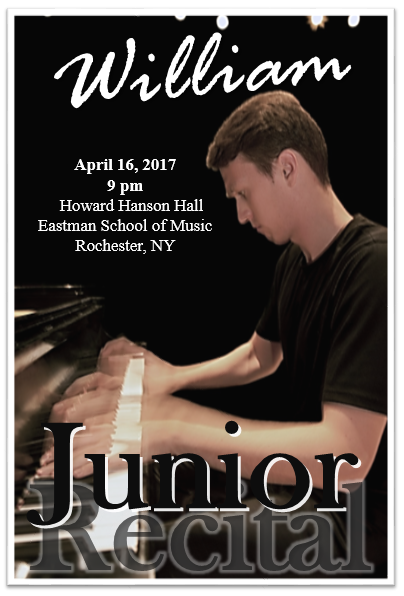 Will Junior Recital Apr 2017