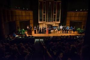 The participants for the 2013 Southeastern Piano Festival. (SEPF photo)