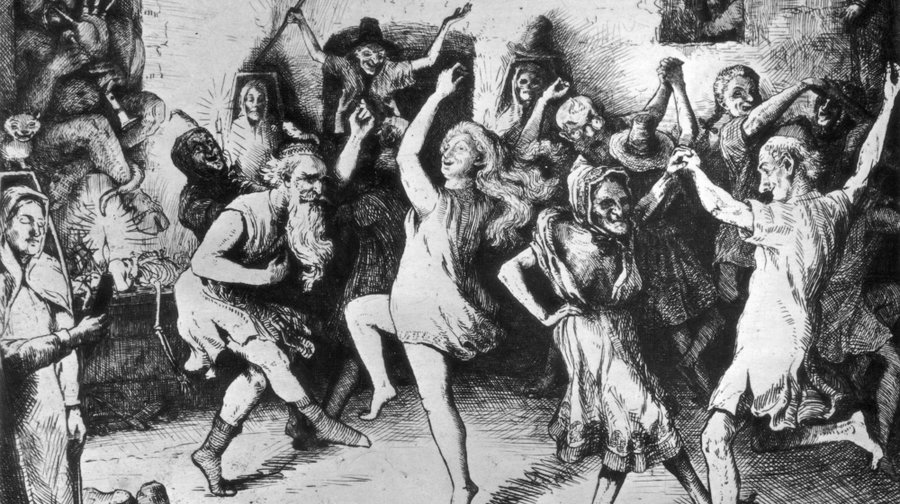 Berlioz Witches' Sabbath